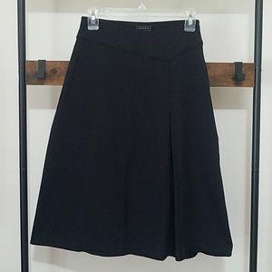 Athleta A-Line Midi Skirt